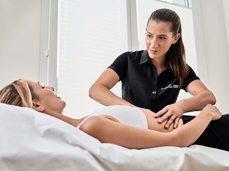 Physiotherapie & Massage